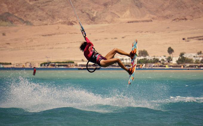 Happy Kite: почему кайтсерфинг в Дахабе