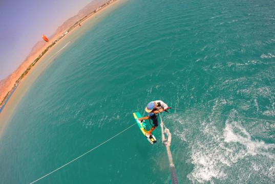 Happy Kite Школа Египет: Лето в Дахабе