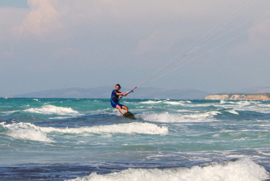 Happy Kite School Greece: full course